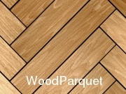 Wood parquet
