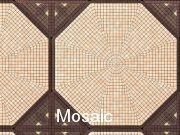Mosaic, ornament
