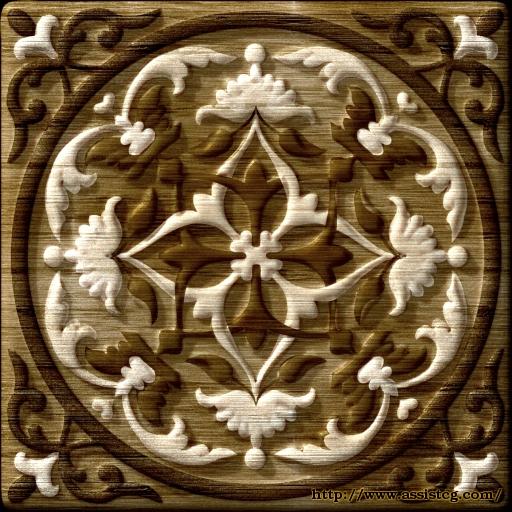Russian style, ornament