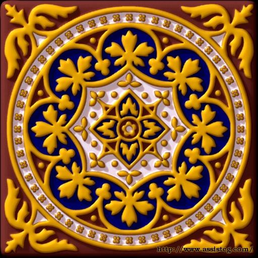 European style, ornament