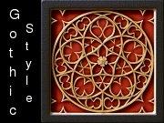 Gotic style, ornament