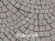 Granite Sidewalk