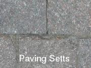 Paving Setts