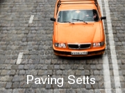 Paving Setts