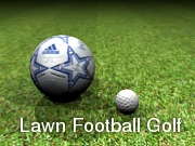 Lawn Football Golf
