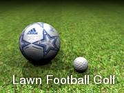 Lawn Football Golf